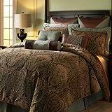 Hampton Hill Canovoia Springs 10 Piece Comforter Set - Multi - King