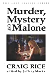 img - for Murder, Mystery and Malone (Crippen & Landau Lost Classics) book / textbook / text book