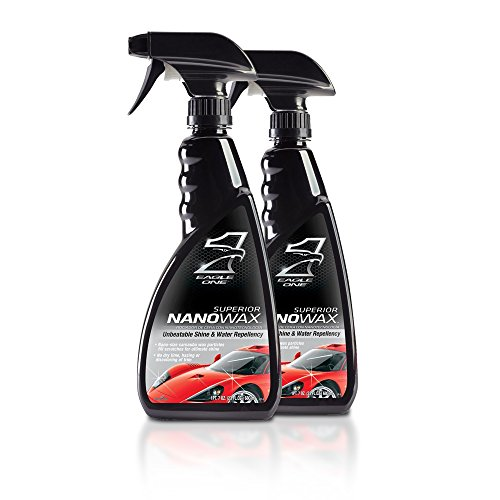 Eagle One 836609 Superior Nano Wax, 23 fl. oz. (Eagle One Car Care Products compare prices)