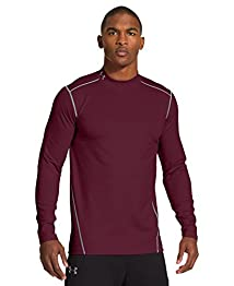 Under Armour Men's Evo Coldgear Fitted Mock