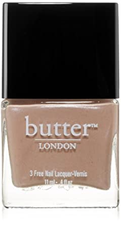 Butter London Nail Lacquer, Neutral and Brown Shades, Yummy Mummy