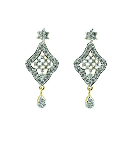 Goldencollections CZ Earring