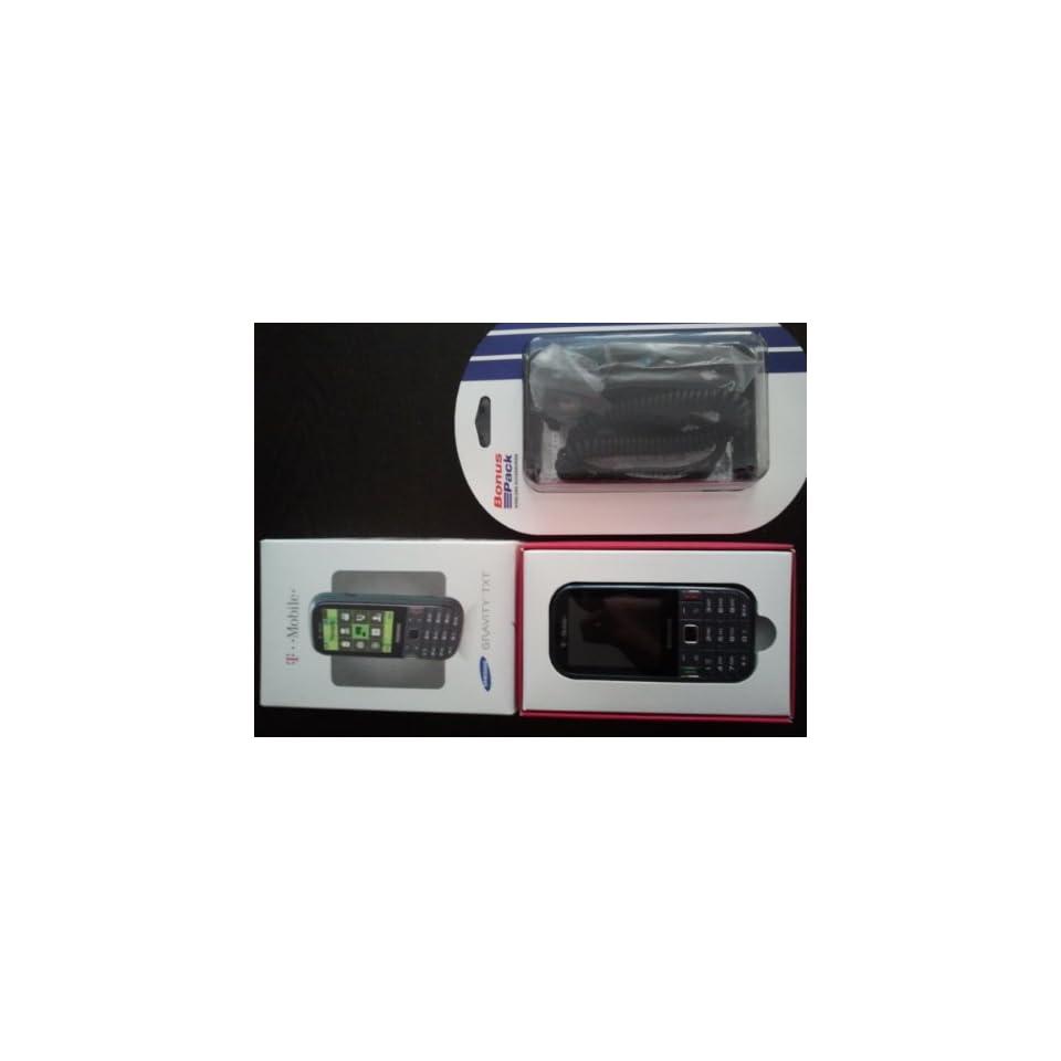 Samsung Gravity TXT   T379 (T MOBILE Latest Model) Emerald/Gray