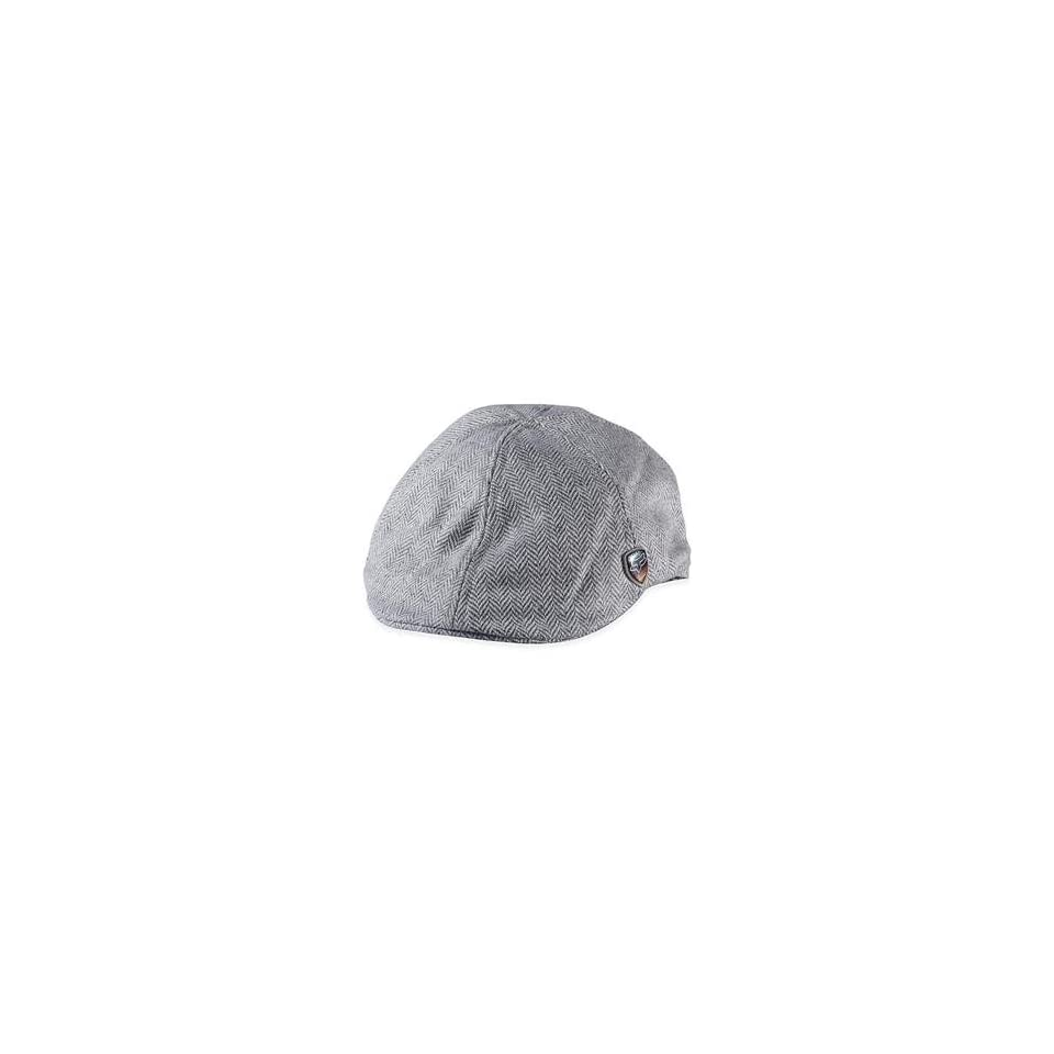 Fox Racing Newsboy Cap   Large/X Large/Grey