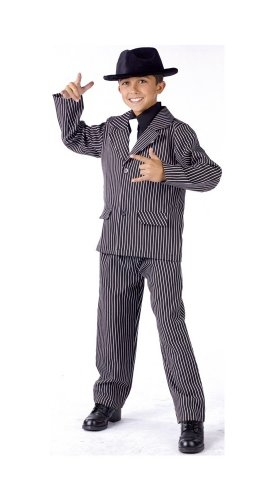 Gangster Boy Costume - Child Costume