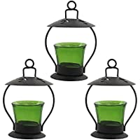 Heaven Décor Tealight Candle Holder Set Of 3 - B01IT1ULDM