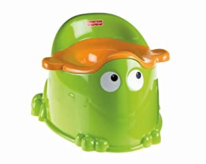 Fisher-Price Froggy Potty (Discontinued by Manufacturer)