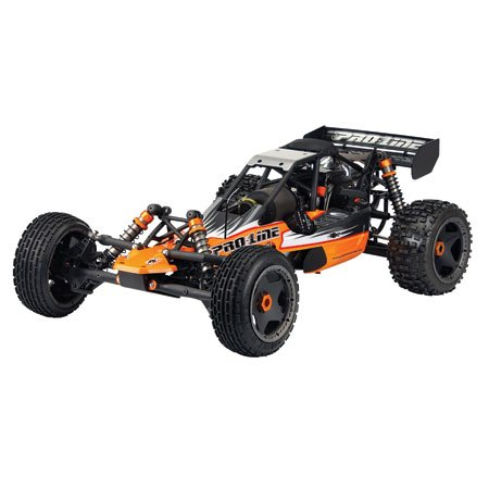 Desert Rat Clear Body: Baja 5b