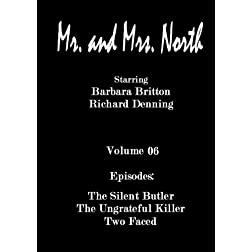 Mr. and Mrs. North - Volume 06