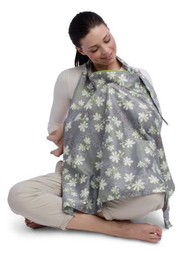 Learn More About Boppy Nursing Cover, Lupine