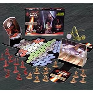 Star Wars Battle for Naboo board game!