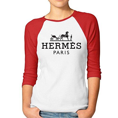ptcy-hermes-hipster-paris-womens-originals-raglan-tshirt-red-l