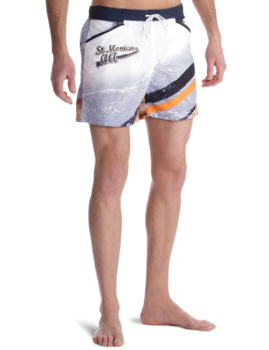 DESIGUAL Men's GROWING SHORTS 1000 XXL