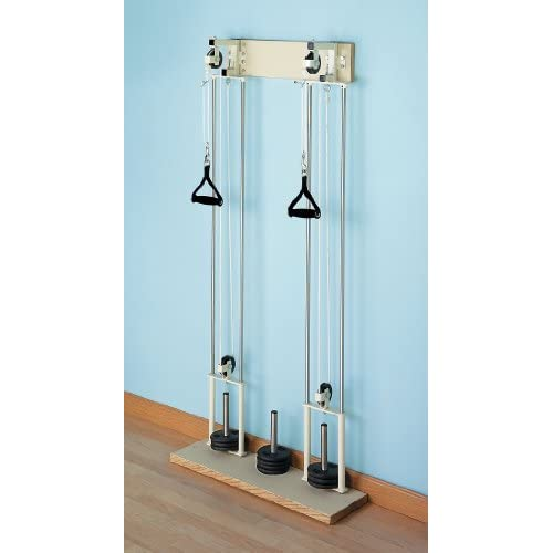 Amazon.com: Wall Mounted Chest Pulley Weight
