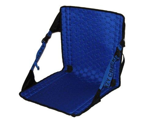 Crazy Creek Products HEX 2.0 Original Chair (Black/Royal)