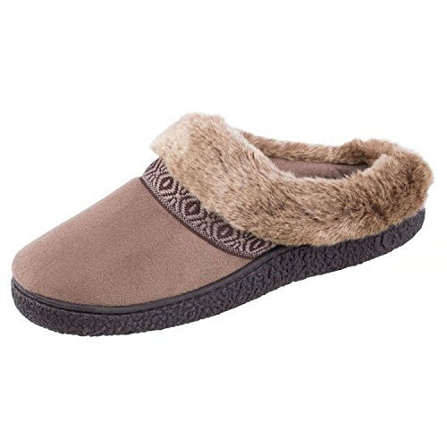isotoner-womens-smartzone-gel-comfort-technology-scuff-slippers-2016-collection-smokey-taupe-medium