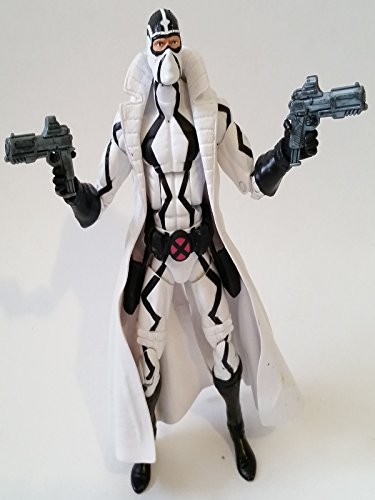 "Marvel Legends FANTOMEX review (X-force costume) 6"" inch (Hasbro) action figure toy"