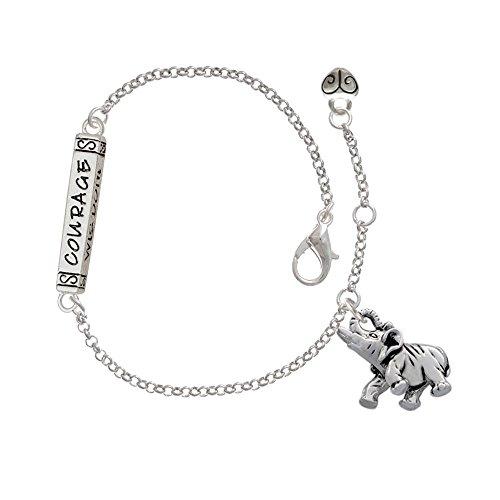 Elephant Delicate Courage Strength Wisdom Honesty Bracelet