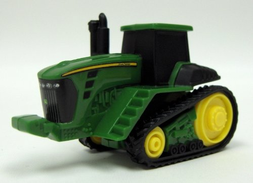John Deere Toy Tractor, Green & Yellow
