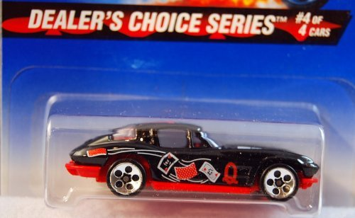 "Hot Wheels - "" '63 Corvette"" (#568) - ""1997"" Dealer's Choice Series (#4 of 4 Cars)"