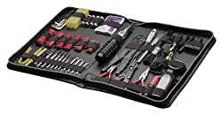 Fellowes 100-Piece Computer Tool Kit, Black (49107)