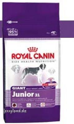 Royal Canin GIANT Junior 31 – 15 kg