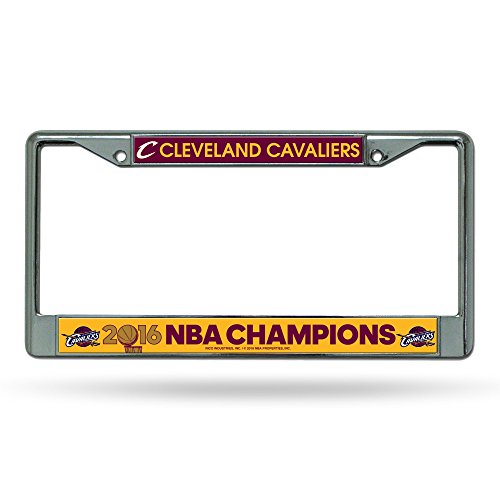 NBA Cleveland Cavaliers 2016 Champions Chrome Plate Frame