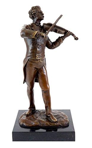 bronze figure composer johann strauss signed milo contemporary art sculptures for sale. Black Bedroom Furniture Sets. Home Design Ideas