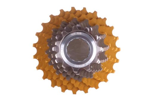 KCNC Road Bike Ti 10 Speed 11-23T Cassette Freewheel Campagnolo Compatible