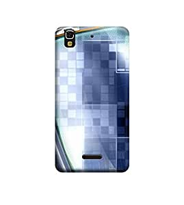 Ebby Premium Printed Back Case Cover With Full protection For YU Yureka AO5510 (Designer Case)