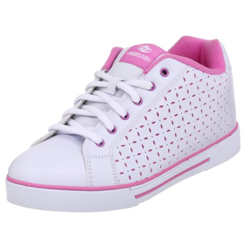 Heelys Girls' Heelys Solar White/Pink RSB289/110/7 7 Child UK