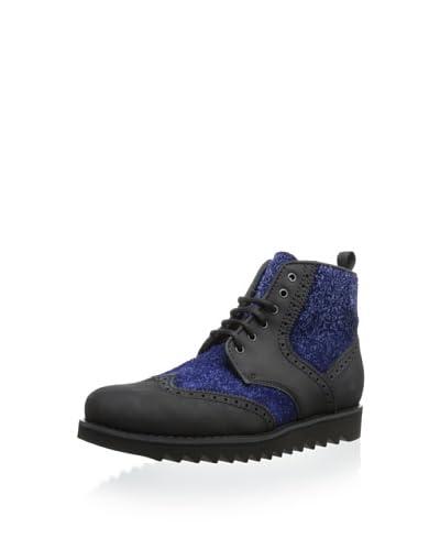 The Generic Man Men's Wingman Boot  [Black/Blue]