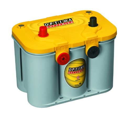 Optima Batteries 8014-045 D34/78 YellowTop Dual Purpose Battery (2002 Ford Explorer Sport Battery compare prices)