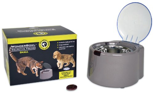 OurPets WonderBowl Selective Pet Feeder (Sensor Feeder compare prices)
