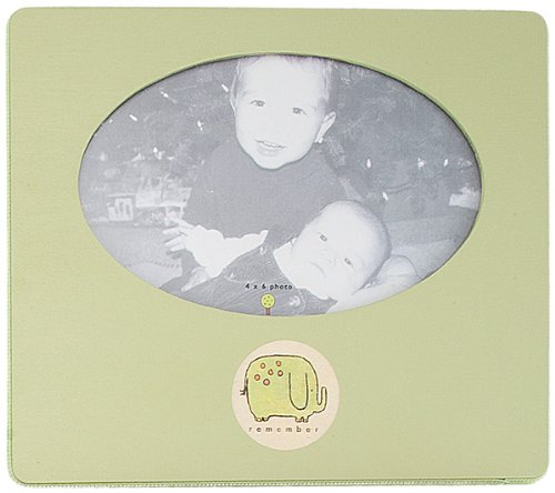 Tree By Kerri Lee Picture Frame Elephant, Green