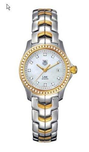 TAG Heuer Women's Link Quartz Watch #WJF1354.BB0581