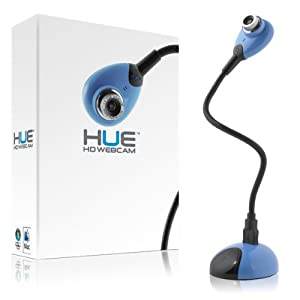 HUE HD (blue) USB camera for Windows and Mac