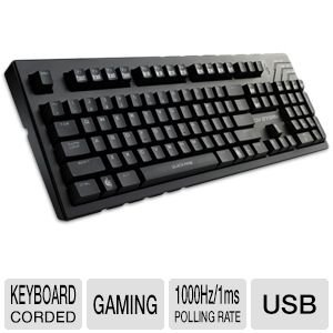CM Storm QuickFire Pro - Mechanical Gaming Keyboard with CHERRY MX BROWN Switches and LED Backlit Gaming Keys