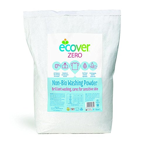 Ecover Zero Non Bio Washing Powder 7.5 Kilogram