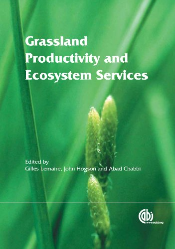 Grassland Productivity and Ecosystem Services PDF