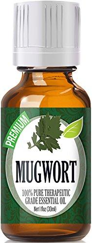 Mugwort Essential Oil (30ml) 100% Pure, Best Therapeutic Grade Essential Oil - 30ml / 1 (oz) Ounces