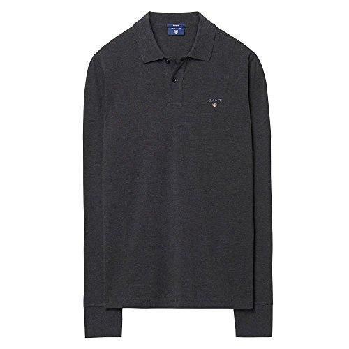Gant -  Polo  - Uomo grigio X-Large