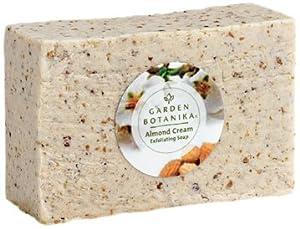 Garden Botanika Almond Cream Gentle Exfoliating Soap, Speckled Beige, Almond, 3.5 Ounce from Garden Botanika