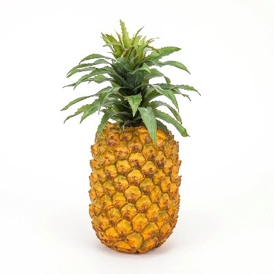 Pineapple large artificial fake food home garden decor flora for Pineapple outdoor decor