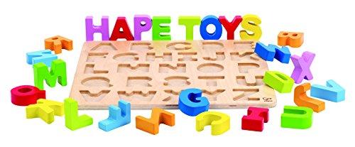 Hape Alphabet Puzzle Picture