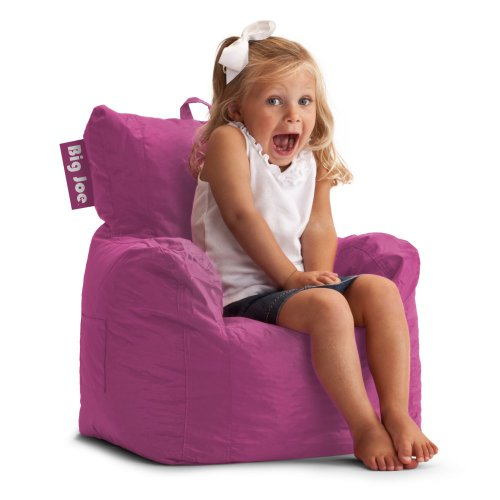 Big Joe Cuddle Chair, Pink Passion front-205003