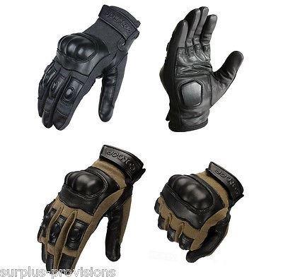 Condor Syncro Tactical Gloves - Black (Medium) (Color: Black, Tamaño: Medium)