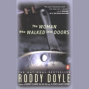 The Woman Who Walked into Doors Audiobook