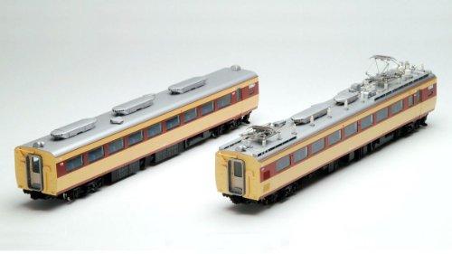 TOMIX HOゲージ HO-086 485 (489) 系特急電車 (初期型) 増結セットM