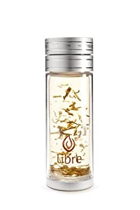 Libre Loose Leaf Tea Glass n' Poly Bottle